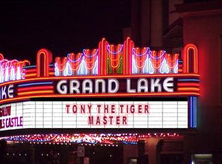 Tony The Tiger Master